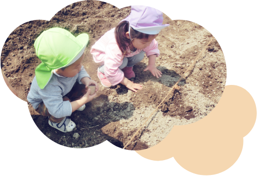 ぽっぷる友園 ミラプロ 企業主導型保育施設 保育園 山梨 北杜市 好奇心 コンセプト 方針